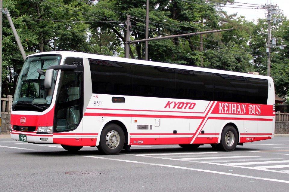 京阪バス H-1250