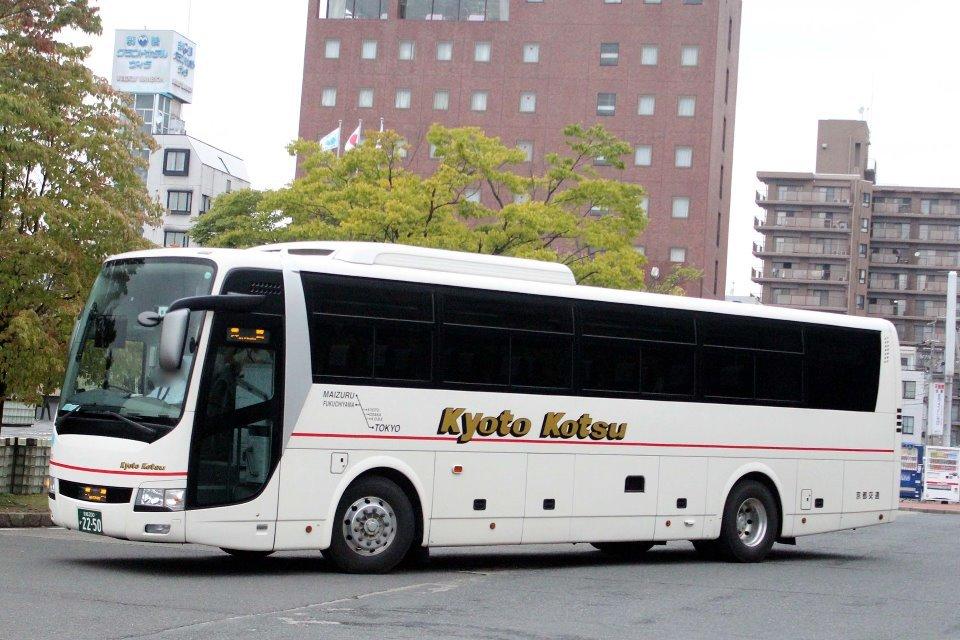 京都交通 810