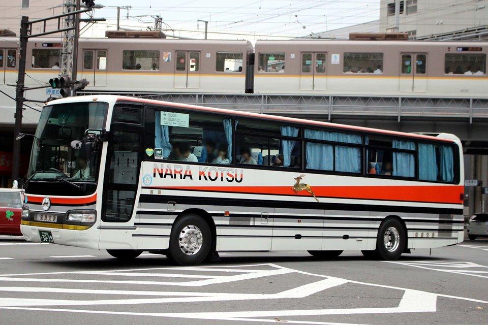 奈良交通 か3039