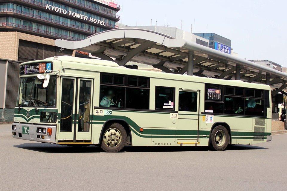 京都市交通局 か323