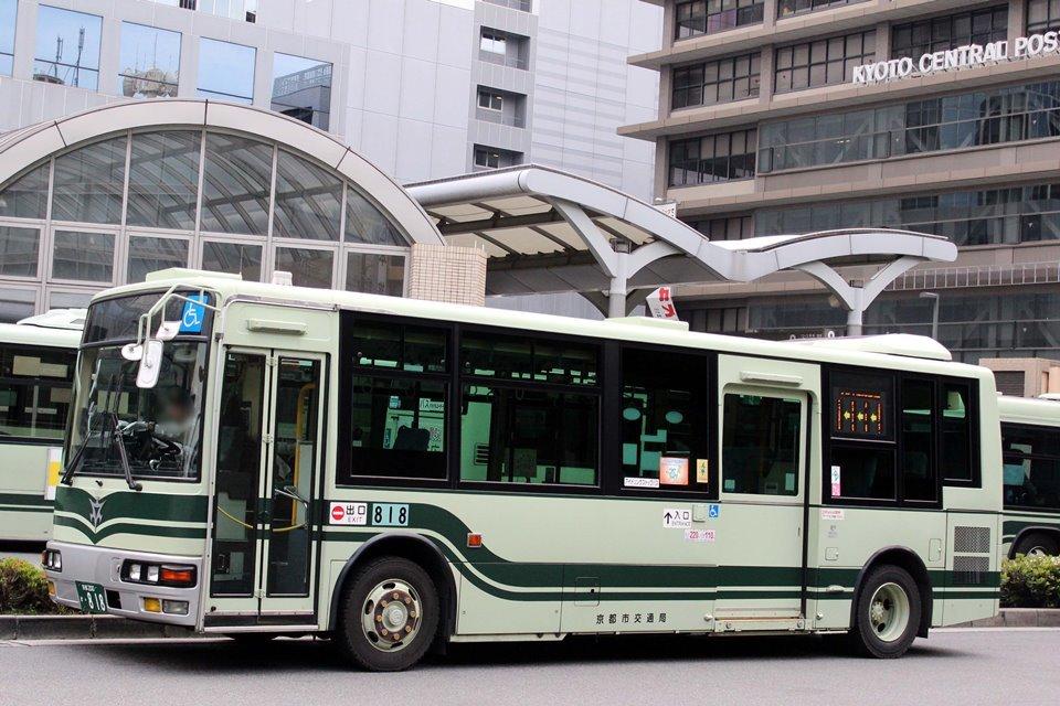 京都市交通局 か818