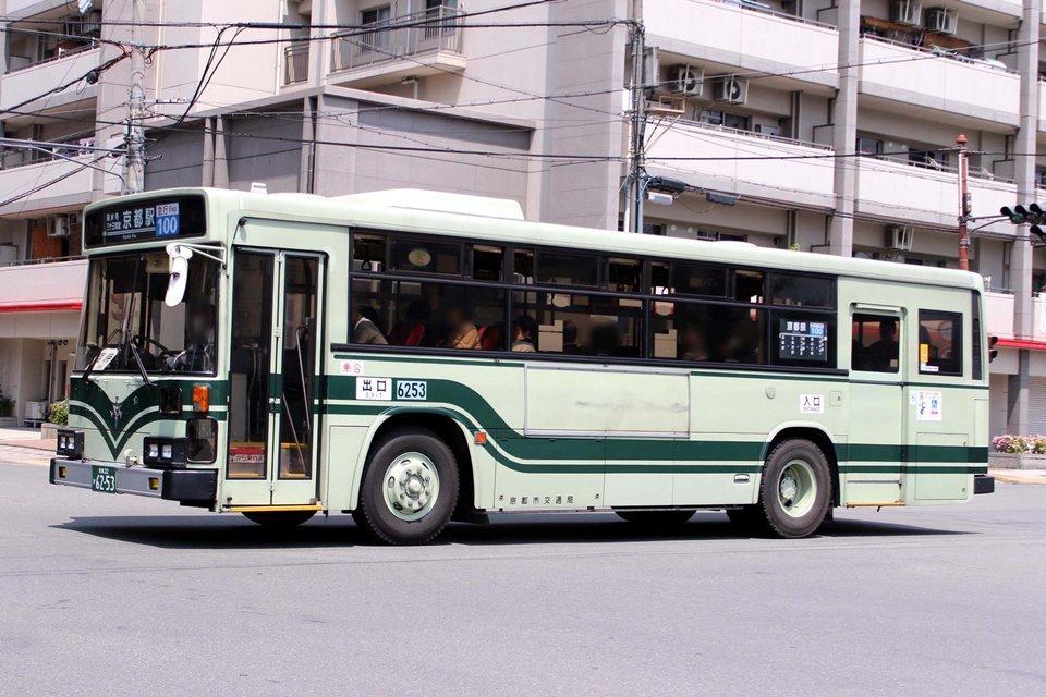 京都市交通局 か6253