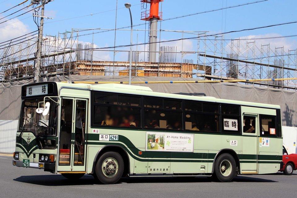 京都市交通局 か6291