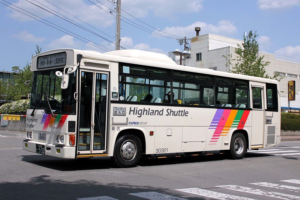 アルピコ交通 30321