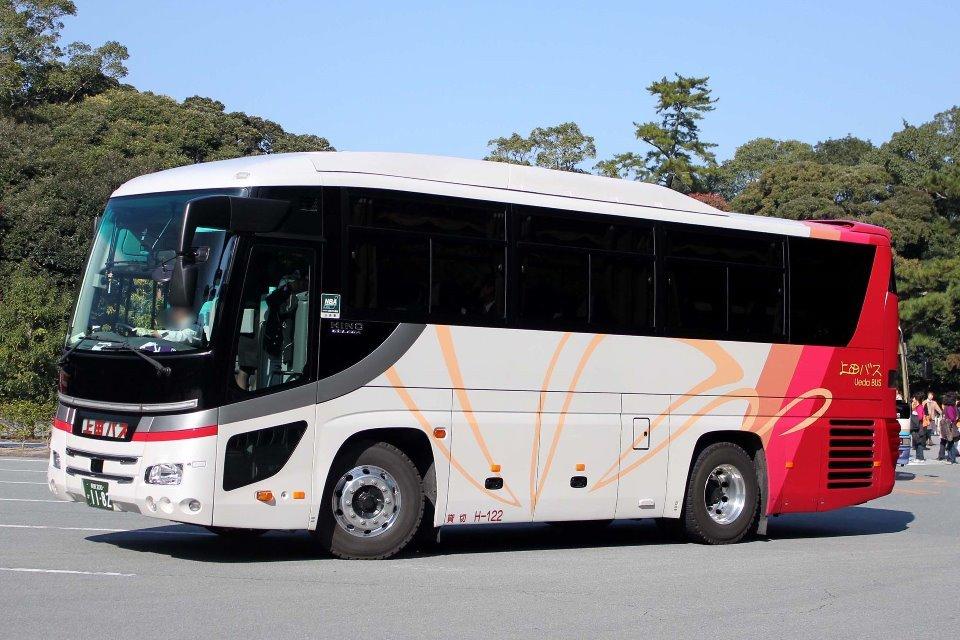 上田バス H-122