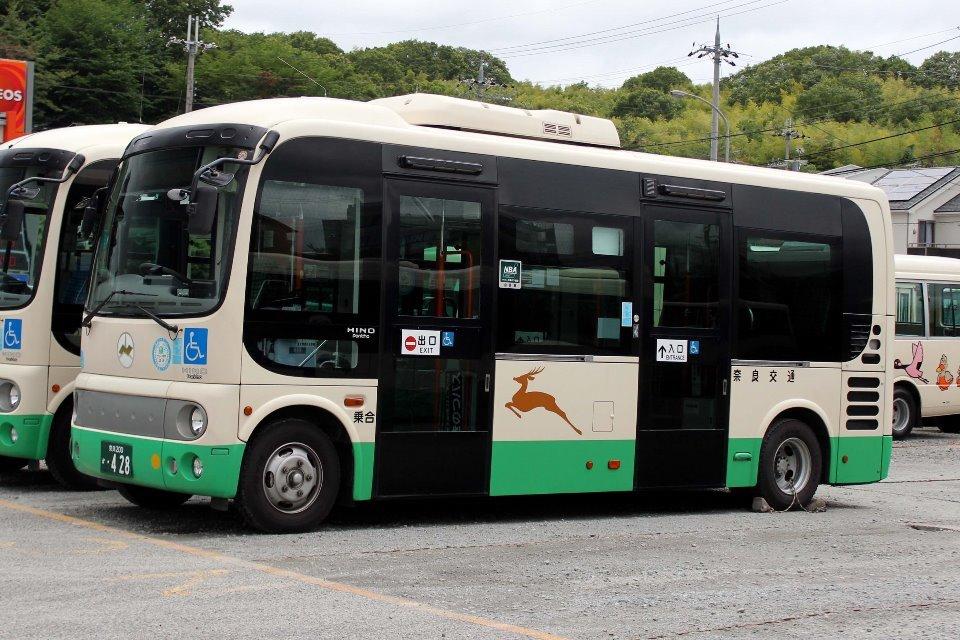 奈良交通 か428