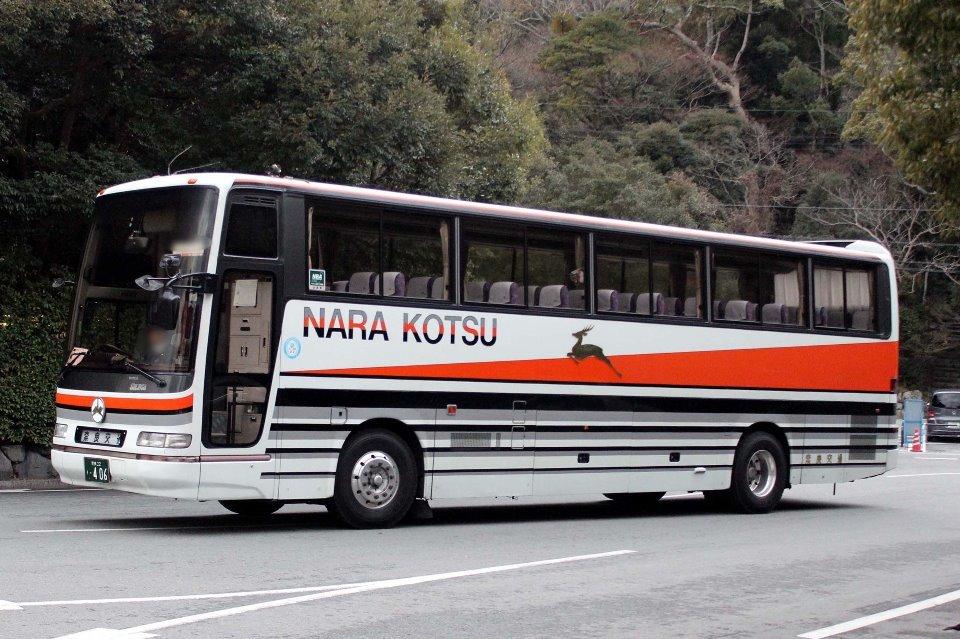 奈良交通 き406