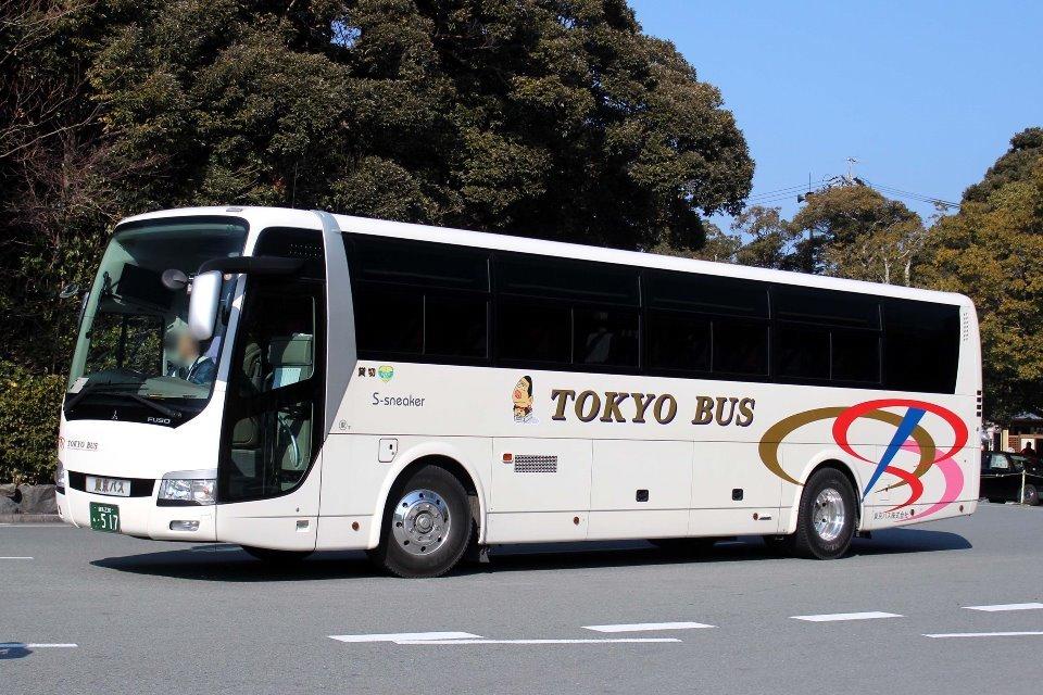 東京バス あ517