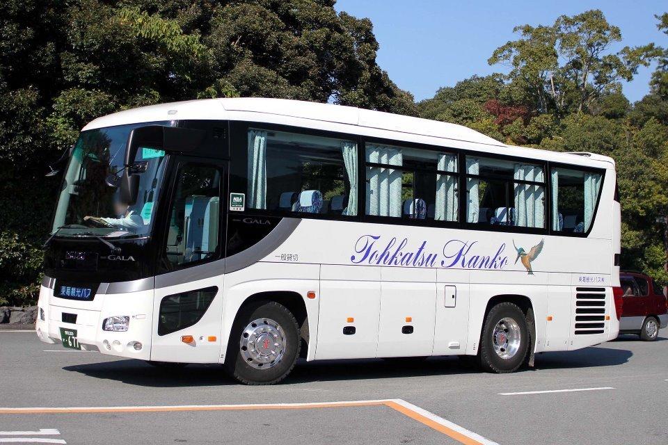 東葛観光バス か677