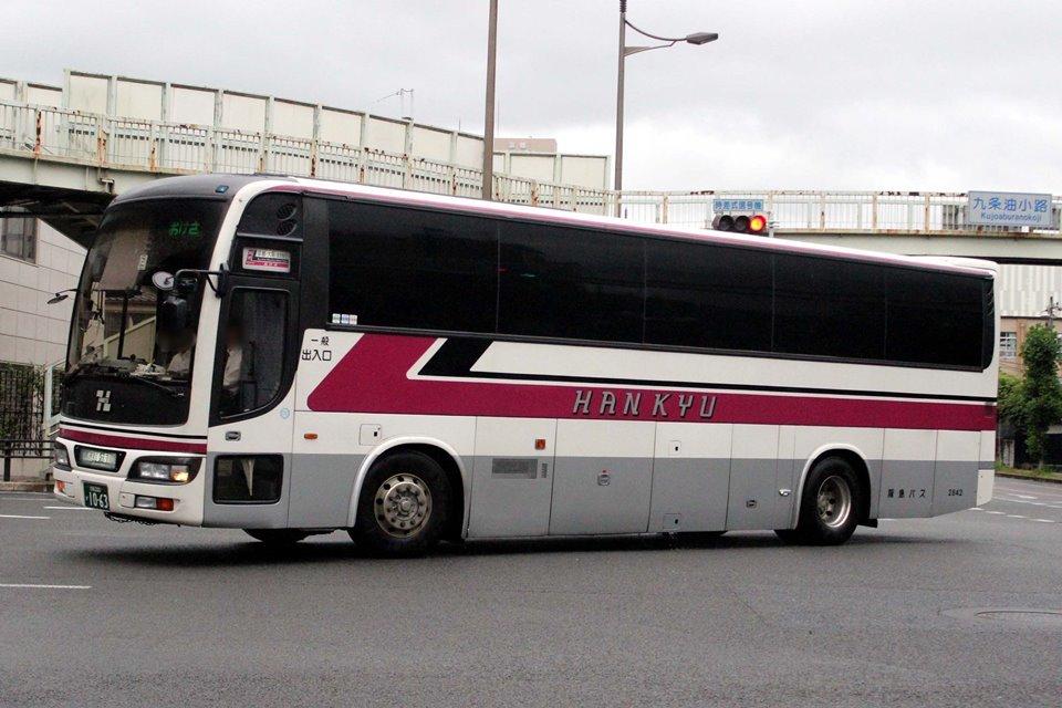 阪急バス 2842