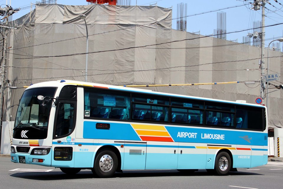 大阪空港交通 か1204