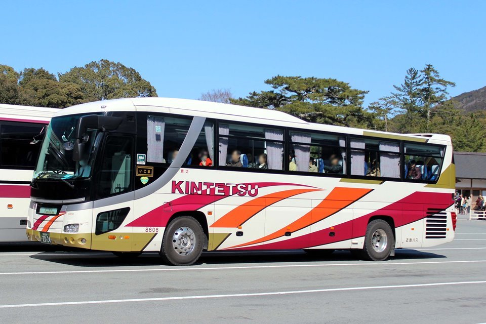 近鉄バス 8606