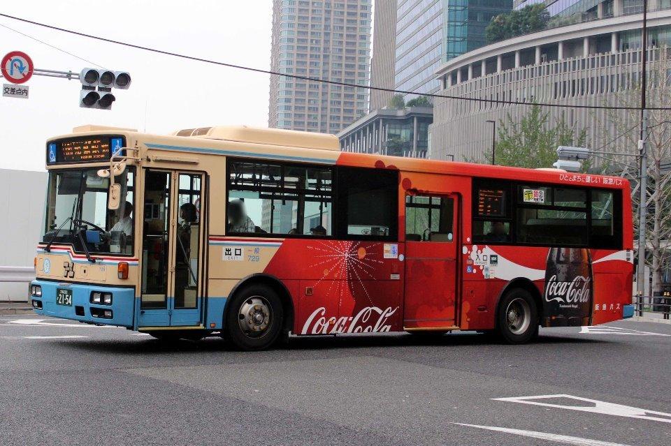 阪急バス 729