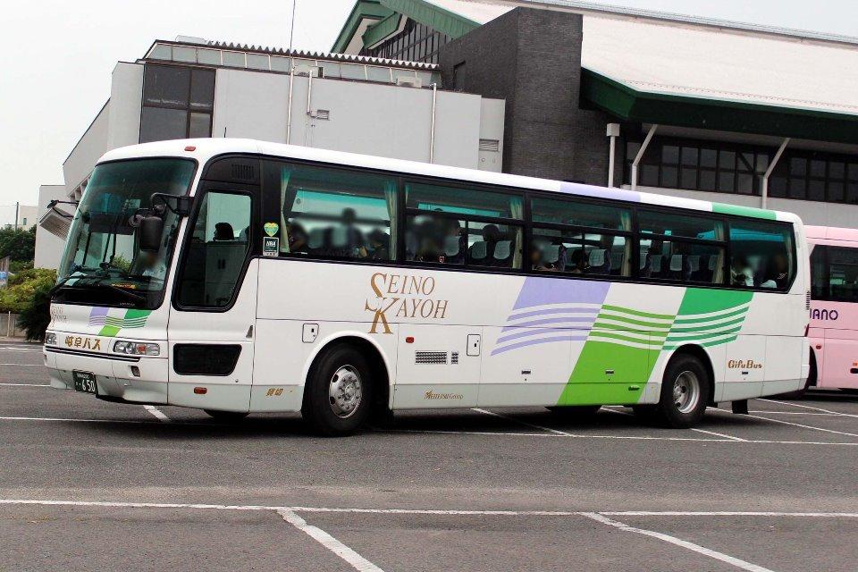 岐阜バス か650