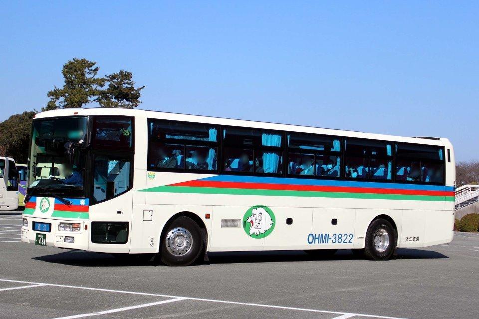 近江鉄道 3822