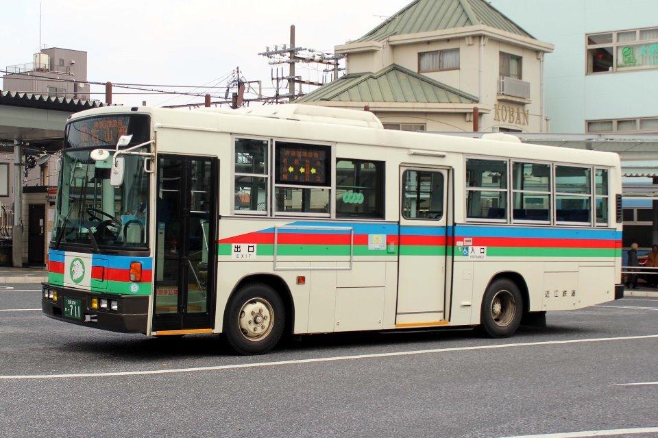 近江鉄道 か711