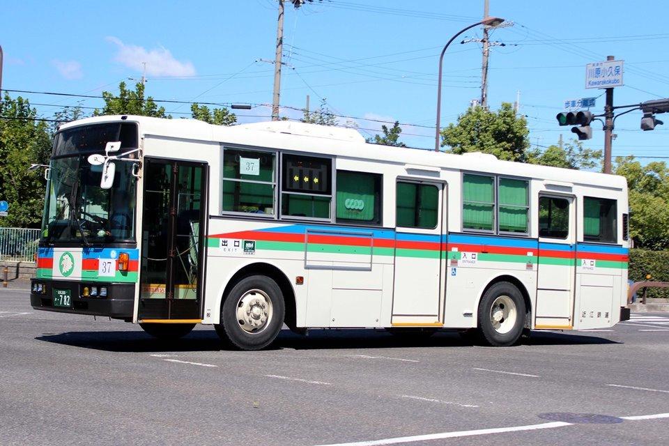 近江鉄道 か782
