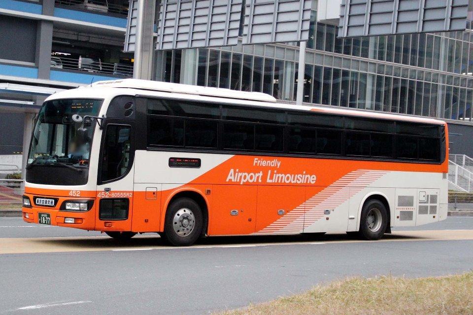 東京空港交通 452