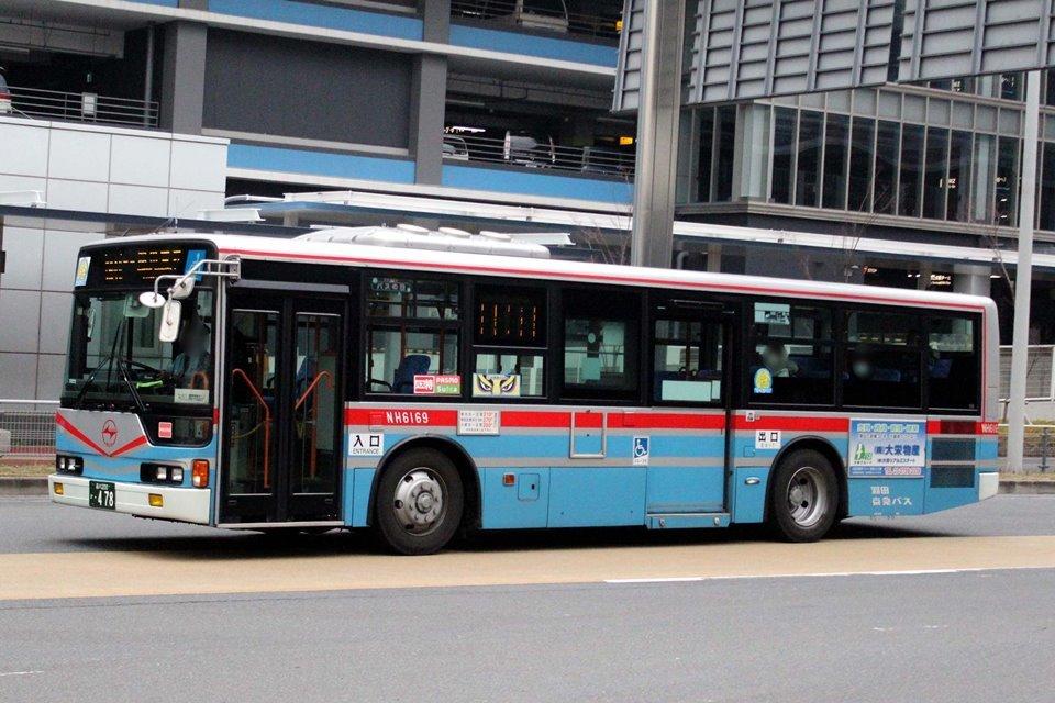 羽田京急バス NH6169