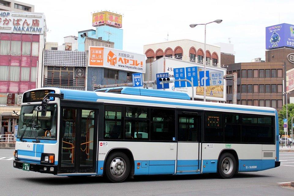 日ノ丸自動車 か434