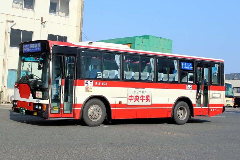 豊鉄バス 604