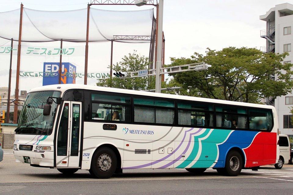 名鉄バス 2529