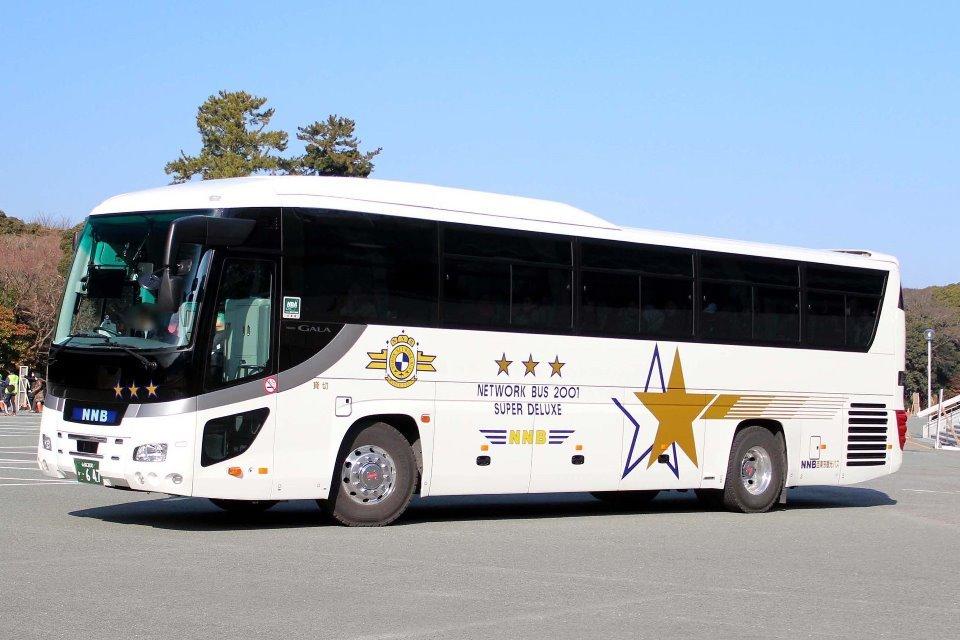 西東京観光バス か647