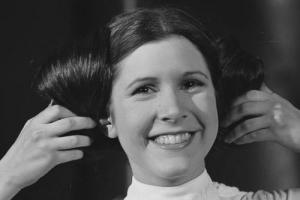 Leia Organa w