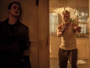 『ドント・ブリーズ』アレックスと老人