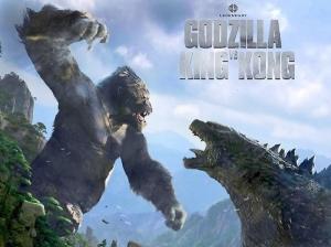 KingKong vs Godzilla