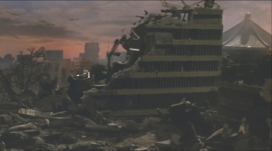 総進撃 瓦礫の山