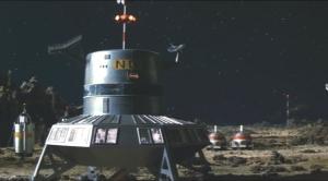 総進撃 月面基地