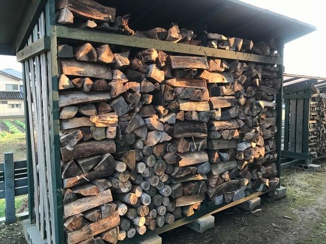 2016冬の薪運び7