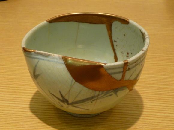 2000 s 呼び継ぎ茶碗 初期伊万里
