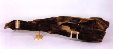 00 a a ch 「蘭奢待」長さ150cm、直径37cm、重さ11.6kgという巨大さ