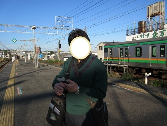 5K02S 早川駅 1112