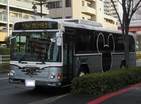 2A04S ディズニーバス 0109
