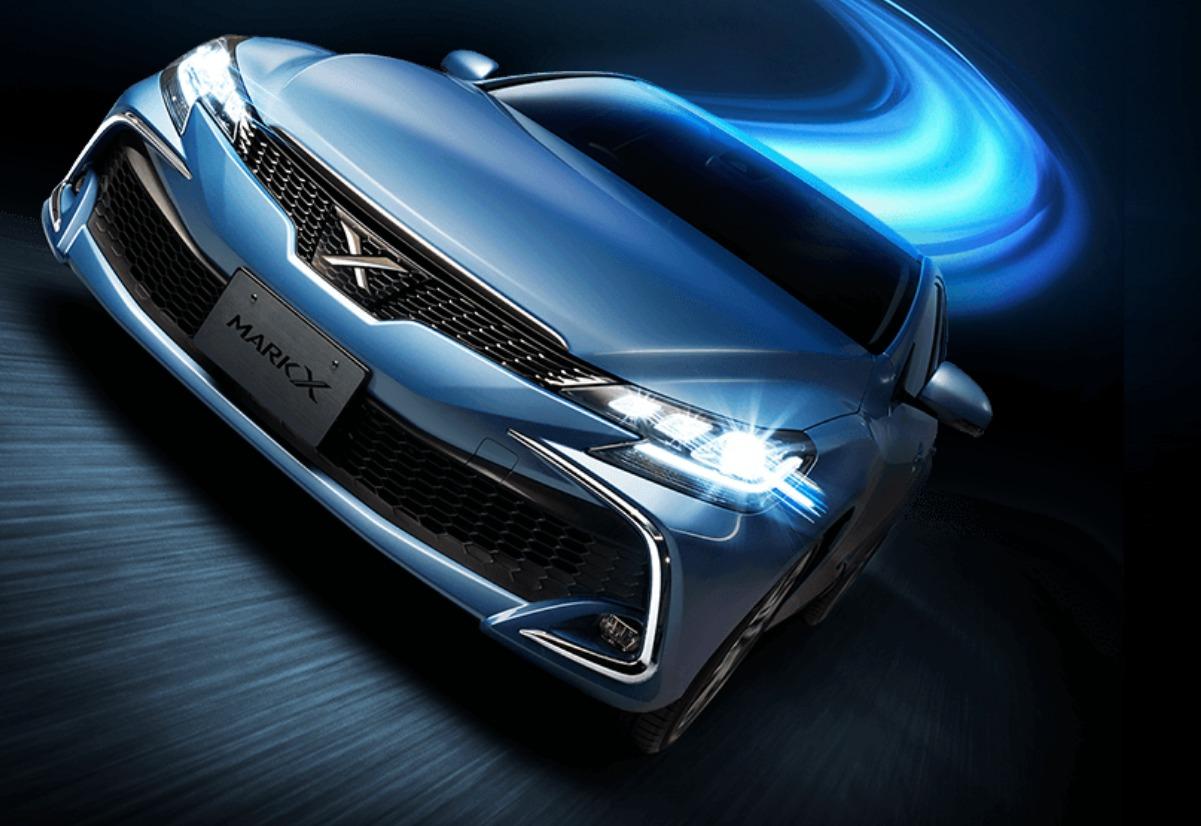 トヨタ マークX キャンペーン Artistic Performance トヨタ自動車WEBサイト