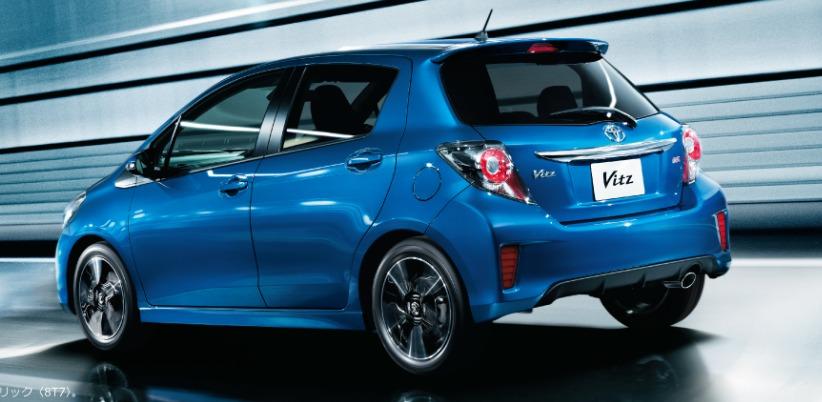 トヨタ ヴィッツ スタイル・カラー トヨタ自動車WEBサイト