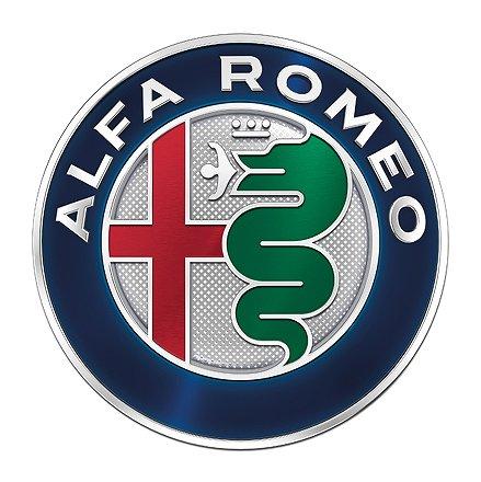 アルファロメオ新ロゴ