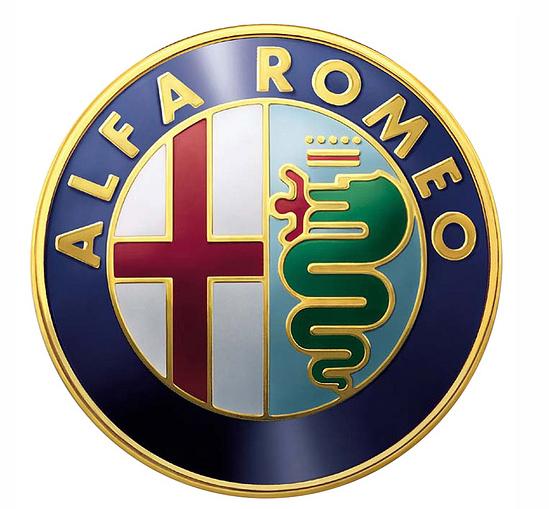 アルファロメオ旧ロゴ