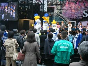 赤坂サカスでイベントもありました!