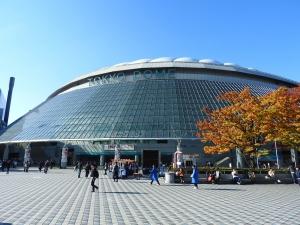 東京ドームです!
