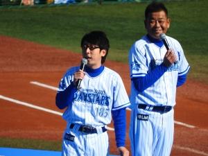 ついに吉川さん登場!