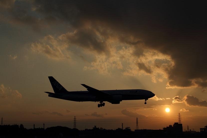 伊丹空港、1