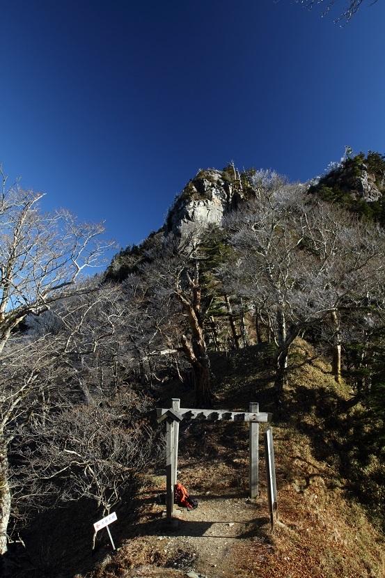 山上ヶ岳、11