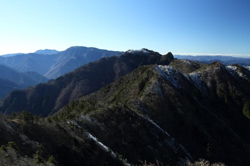 山上ヶ岳、19