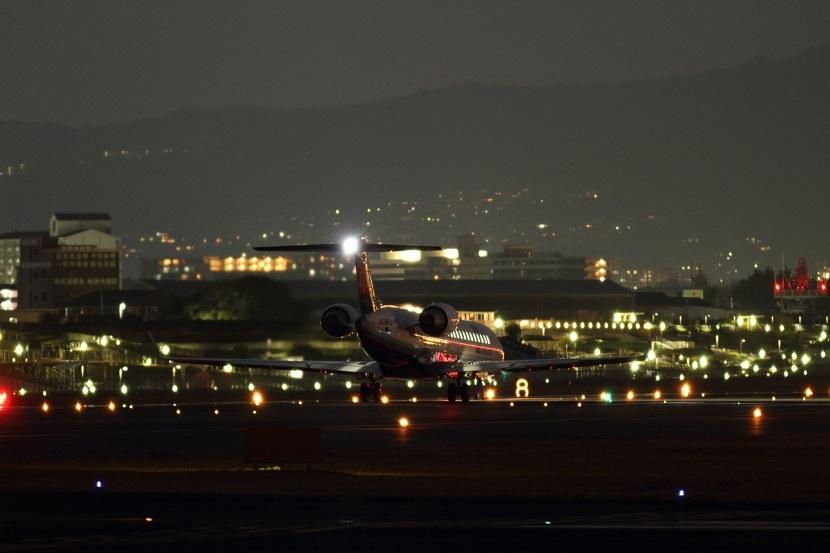 伊丹空港、4