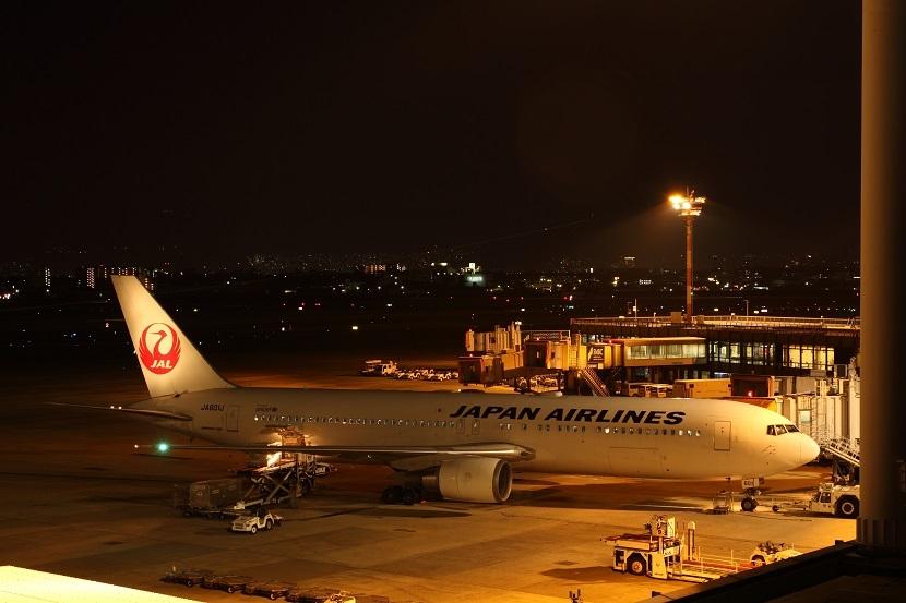 伊丹空港、5