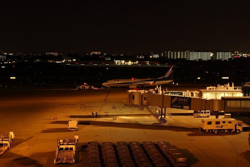 伊丹空港、6